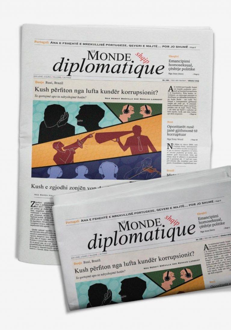 « Le monde diplomatique » në shqip