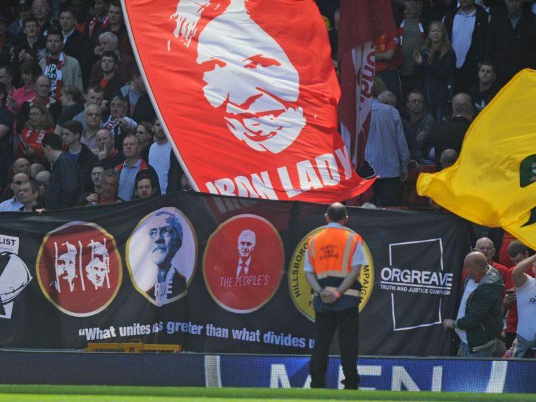 <span style='color:#313131;font-size:18px; font-weight: 400;line-height: 21px; font-family: Open Sans; display: inline-flex; margin-bottom: 20px;'>« SUKSESI I KLUBIT BAZOHET NË SOCIALIZËM » </span><br> Në Liverpool, futbolli si ndeshje identitare